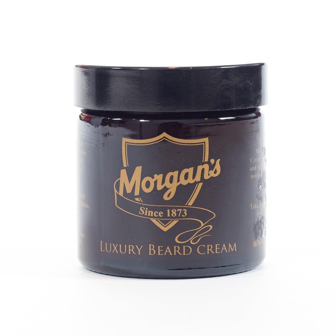 Cremă de barbă Morgan's Deluxe, 60 ml