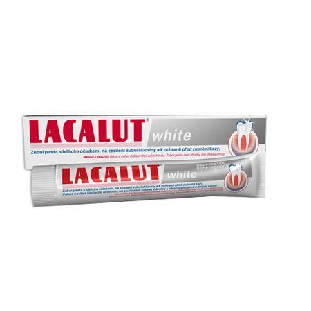 Pastă de dinți Lacalut White, 75ml