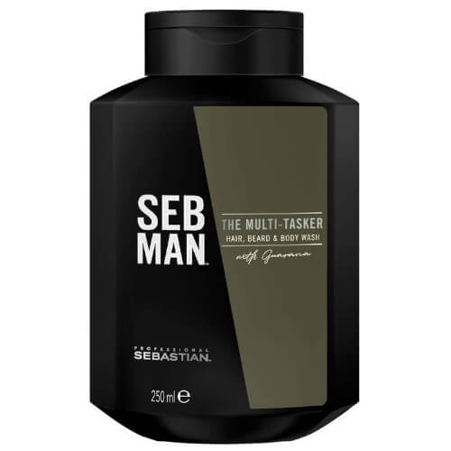 Șampon 3in1 pentru păr, barbă și corp Sebman The Multitasker